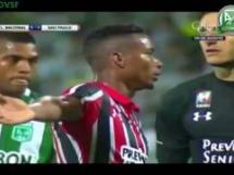 Atletico Nacional 2:1 Sao Paulo