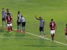 Botafogo 3:3 Flamengo