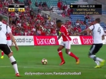 Benfica Lizbona 4:0 Derby County