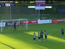 PSV Eindhoven 5:0 Sporting Lizbona