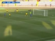 Alashkert 1:1 Dinamo Tbilisi