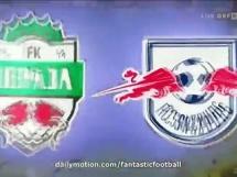 FK Liepaja 0:2 Red Bull Salzburg