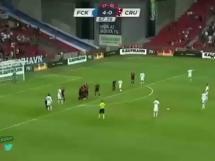 FC Kopenhaga 6:0 Crusaders