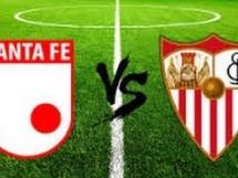 Independiente Santa Fe 1:2 Sevilla FC