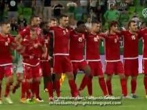 Ferencvaros 1:1 (1:3) Partizani