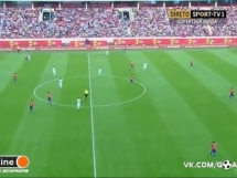 CSKA Moskwa - Zenit St. Petersburg 0:1