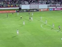 Santa Cruz 0:1 Coritiba