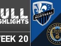 Montreal Impact 5:1 Philadelphia Union