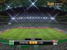 Sporting Lizbona 0:1 Olympique Lyon