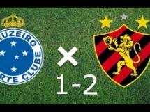 Cruzeiro 1:2 Sport Recife