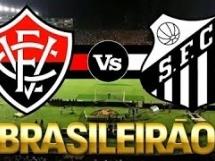 Vitoria Bahia 2:3 Santos
