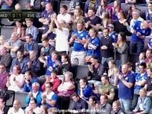 Everton 3:1 Milton Keynes