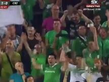 Ludogorets 2:2 Crvena zvezda Belgrad