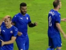 Dinamo Zagrzeb 2:0 Dinamo Tbilisi