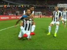 Spartak Moskwa 0:1 AEK Larnaka