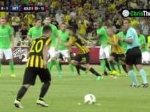 AEK Ateny 0:1 Saint Etienne