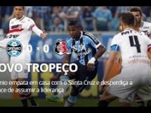 Gremio 0:0 Santa Cruz
