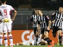 Sao Paulo 1:2 Atletico Mineiro