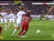 Kaiserslautern 0:4 Hannover 96