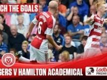 Rangers 1:1 Hamilton