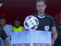 FC Ufa 0:0 Zenit St. Petersburg