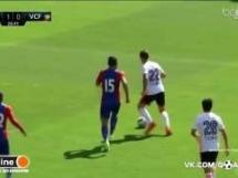 Crystal Palace 3:1 Valencia CF