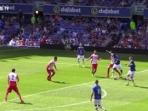 Everton 0:1 Espanyol Barcelona