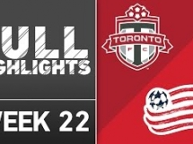 Toronto FC 4:1 New England Revolution