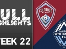 Colorado Rapids 2:0 Vancouver Whitecaps