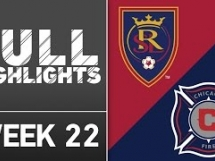 Real Salt Lake 3:1 Chicago Fire