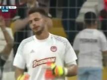Besiktas Stambuł 1:0 Olympiakos Pireus