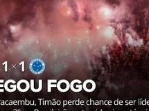 Corinthians - Cruzeiro
