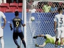 Argentyna 1:1 Honduras