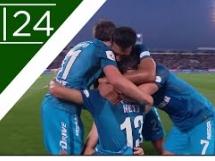 Zenit St. Petersburg 3:2 FK Rostov