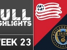 New England Revolution 0:4 Philadelphia Union