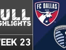FC Dallas 2:2 Kansas City