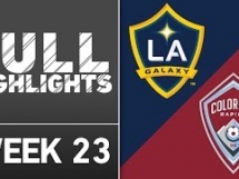 Los Angeles Galaxy 1:1 Colorado Rapids
