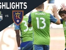 Seattle Sounders 2:1 Real Salt Lake
