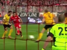 Union Berlin 2:2 Dynamo Drezno
