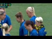 Brazylia 0:0 Szwecja