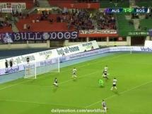 Austria Wiedeń 2:1 Rosenborg
