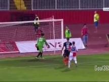 FK Vojvodina Novi Sad 0:3 AZ Alkmaar