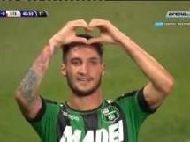 Sassuolo 3:0 Crvena zvezda Belgrad