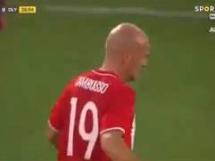 Arouca 0:1 Olympiakos Pireus