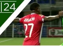 PEC Zwolle 0:4 PSV Eindhoven