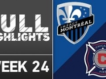 Montreal Impact 0:3 Chicago Fire