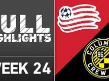 New England Revolution 0:2 Columbus Crew