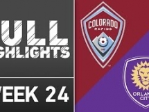 Colorado Rapids 0:0 Orlando City