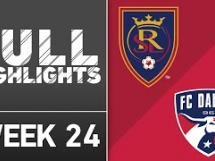 Real Salt Lake 1:0 FC Dallas