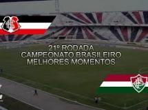 Santa Cruz 0:1 Fluminense
